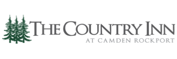 country inn logo - 3 pine trees - country inn camden rockport maine