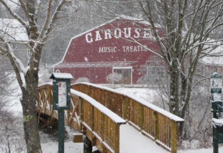 best place to stay in boothbay harbor during winter