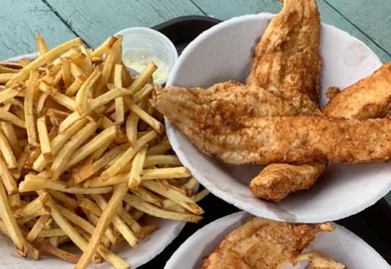 the best restaurants in Boothbay Harbor Maine