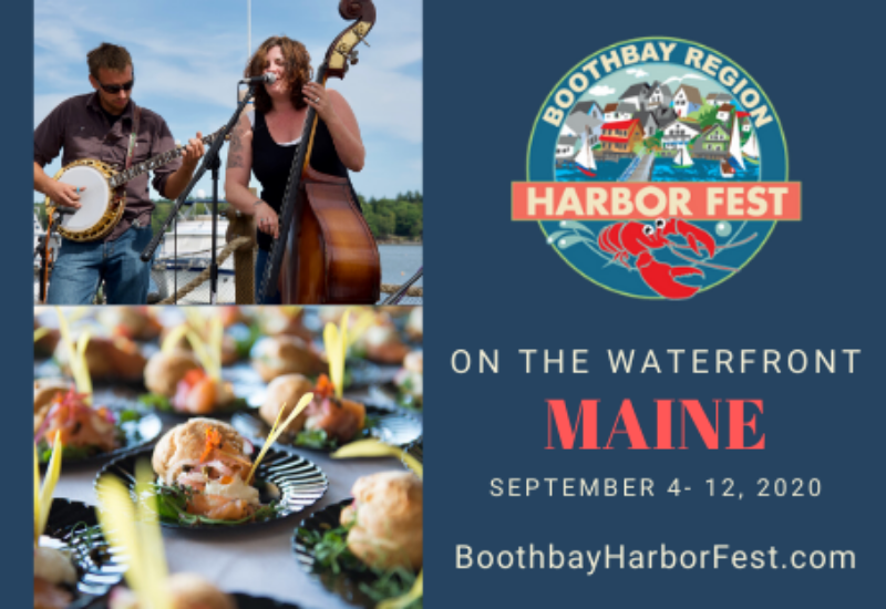 Boothbay Harbor Fest - one of the best events and festivals in Boothbay Harbor Maine and its surrounding area
