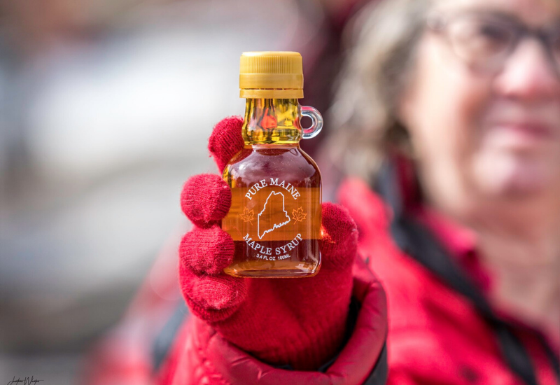 Maple Fest in Maine - one of the best events and festivals in Boothbay Harbor Maine and its surrounding area