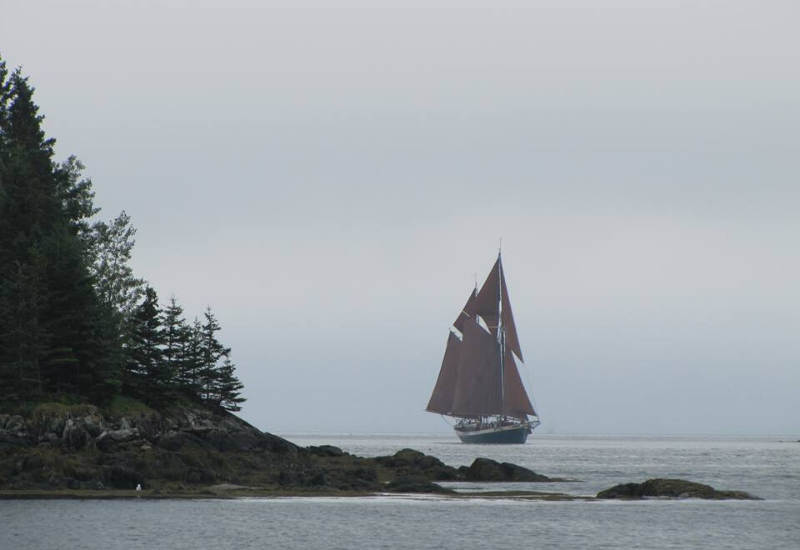 best sailboat tours in boothbay harbor maine