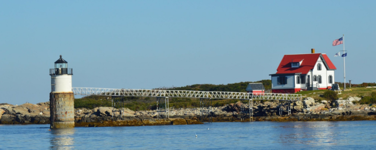 Best Lighthouses Boothbay Harbor Maine